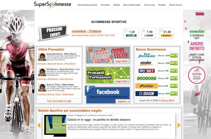 Superscommesse.it intervista MrPronostico